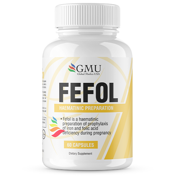 Fefol supplements