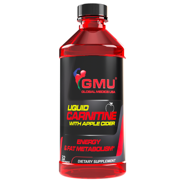 Liquid Carnitine with Apple Cider