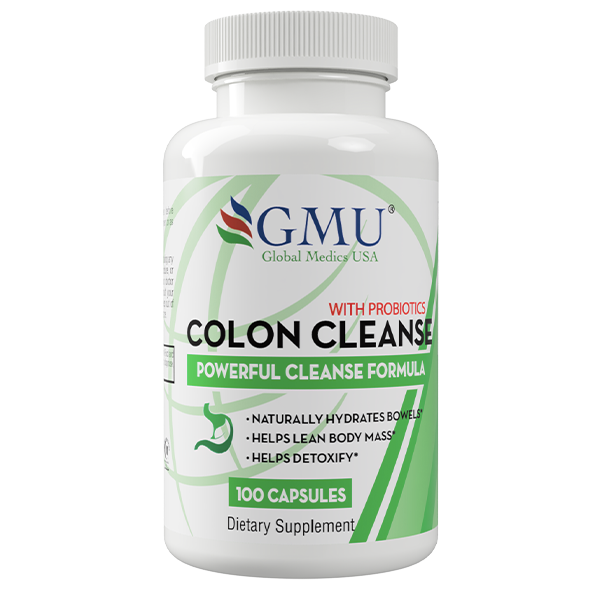 Colon Cleanse supplements